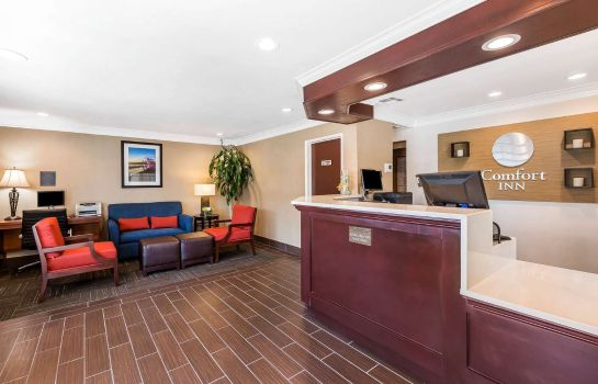 Hol hotelowy Comfort Inn Santa Monica - West Los Angeles
