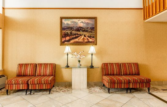 Hall Quality Inn near Six Flags Discovery Kingdom-Napa Valley
