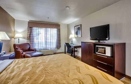 Zimmer Quality Inn near Six Flags Discovery Kin