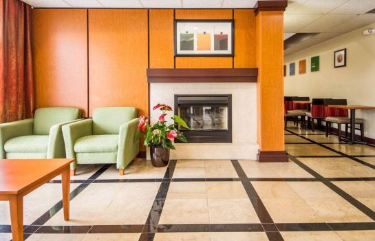 Hol hotelowy Comfort Inn and Suites Oakland
