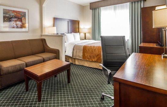 Suite Comfort Inn and Suites Oakland