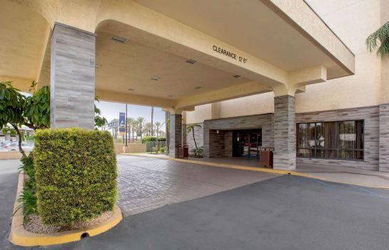 Exterior view Comfort Inn Anaheim Resort Comfort Inn Anaheim Resort