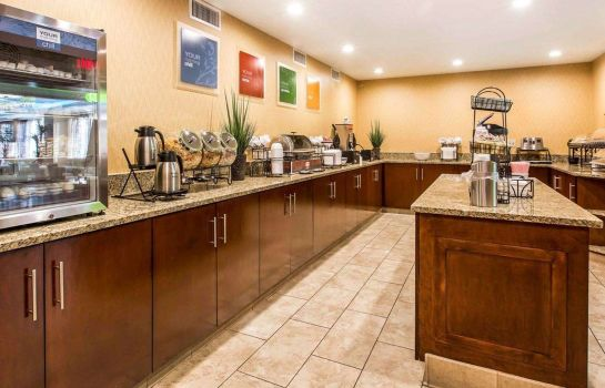 Restaurant Comfort Inn Anaheim Resort Comfort Inn Anaheim Resort