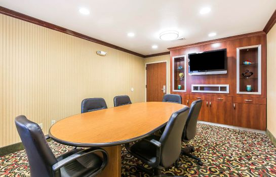 Conference room Comfort Inn Anaheim Resort Comfort Inn Anaheim Resort