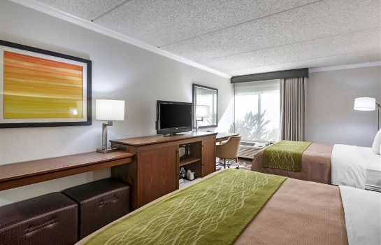 Room Comfort Inn Anaheim Resort Comfort Inn Anaheim Resort