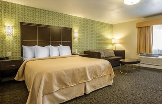 Zimmer Quality Inn Ontario Airport Convention Center