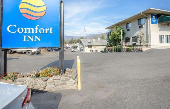 Exterior view Comfort Inn Yosemite Area
