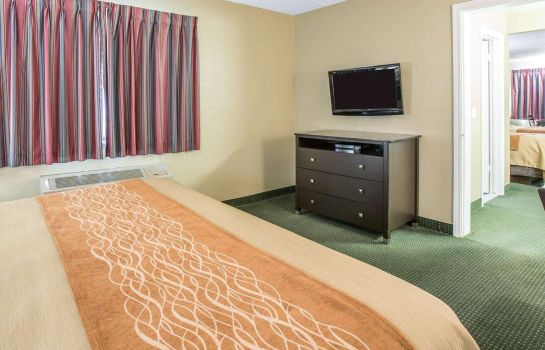 Suite Comfort Inn Yosemite Area