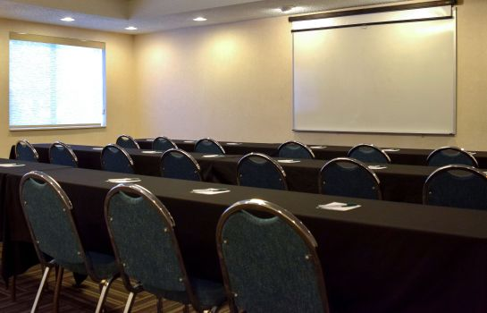 Conference room Quality Inn Louisville - Boulder