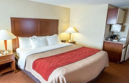 Suite Comfort Inn Denver Southeast Area