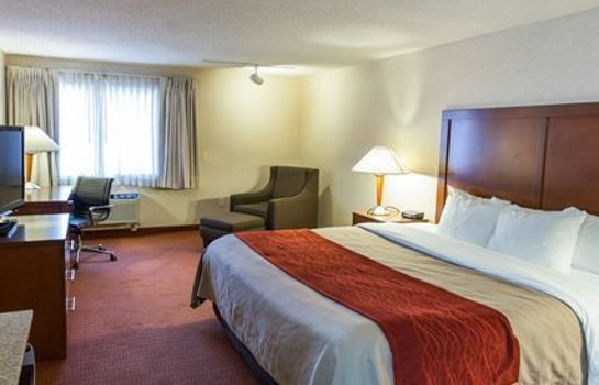 Zimmer Comfort Inn Denver Southeast Area