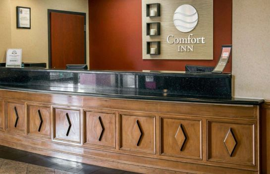 Hall de l'hôtel Comfort Inn International Dr.