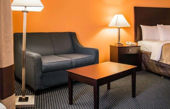 Chambre Comfort Inn International Dr.