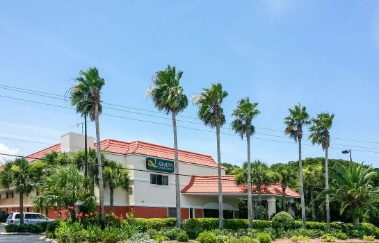 Vista exterior Quality Inn & Suites Saint Augustine Beach