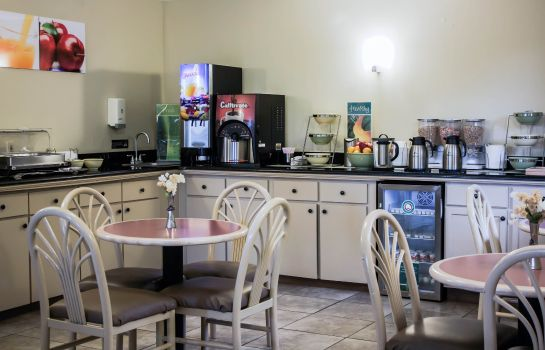 Restaurante Quality Inn & Suites Saint Augustine Beach
