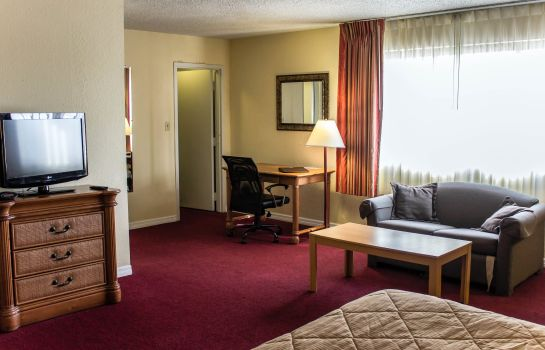 Suite Quality Inn & Suites Saint Augustine Beach