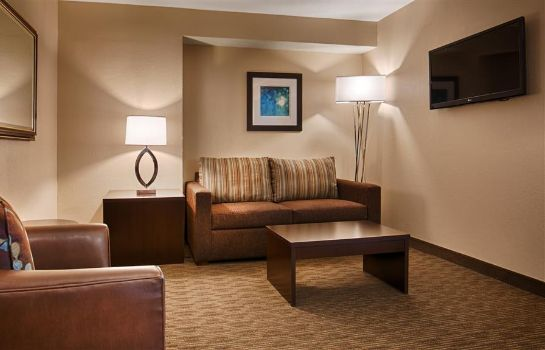 Suite BEST WESTERN PLUS TALLAHASSEE NORTH