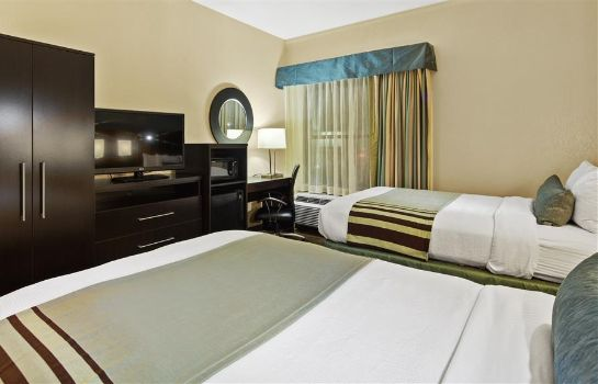 Zimmer BEST WESTERN PLUS TALLAHASSEE NORTH