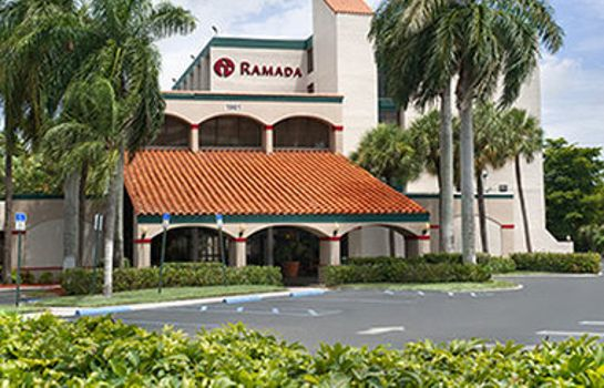Außenansicht RAMADA WEST PALM BEACH AIRPORT