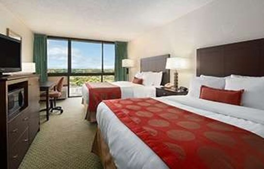 Zimmer RAMADA WEST PALM BEACH AIRPORT