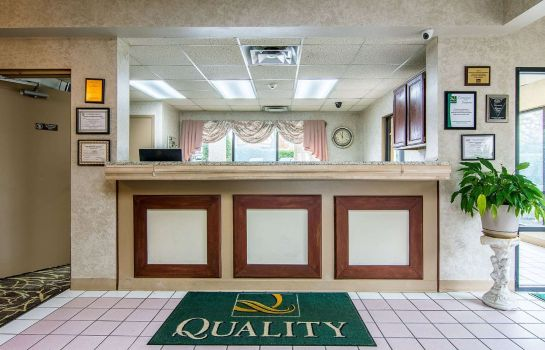 Hotelhal Quality Inn Oakwood