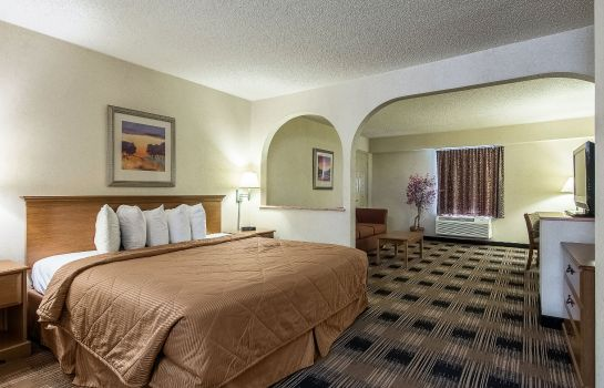 Suite Quality Inn Oakwood