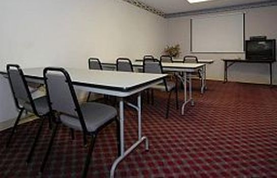 Sala de reuniones Quality Inn Oakwood