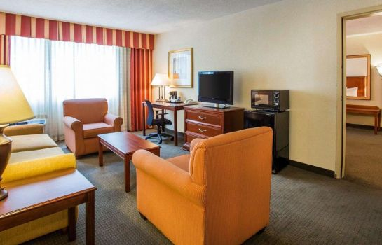 Suite Clarion Hotel and Conference Center Nort