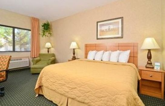 Chambre BAYMONT SUITES WATERLOO