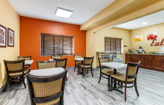Restaurant Quality Inn and Suites Mason City