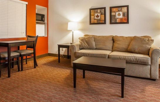 Suite Quality Inn and Suites Mason City