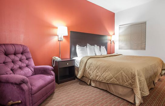 Chambre Quality Inn & Suites Mason City