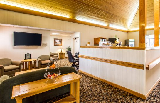 Hol hotelowy Quality Inn & Suites Marion
