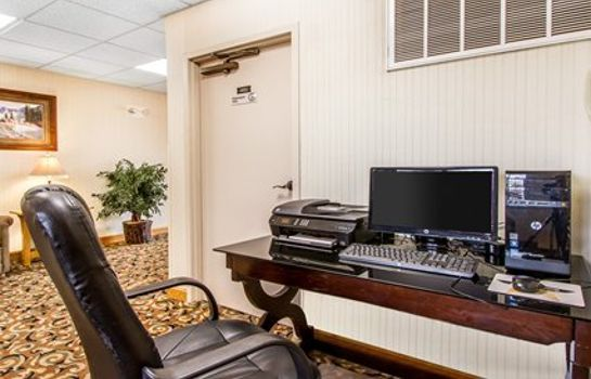 Info Quality Inn & Suites Marion