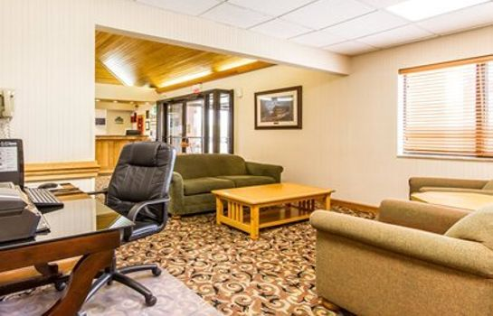 Information Quality Inn & Suites Marion