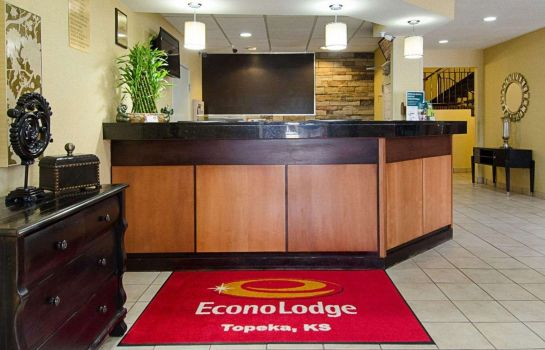 Hol hotelowy Econo Lodge at Wanamaker