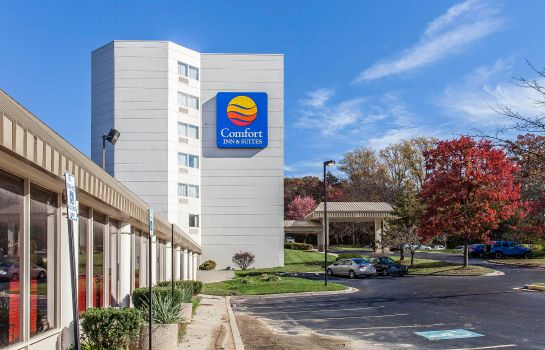 Außenansicht Sleep Inn and Suites BWI Airport