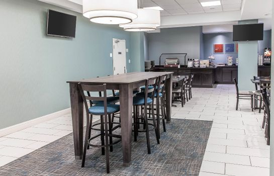 Restaurante Comfort Inn and Suites BWI Airport