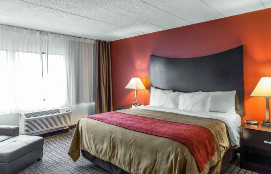 Suite Comfort Inn and Suites BWI Airport