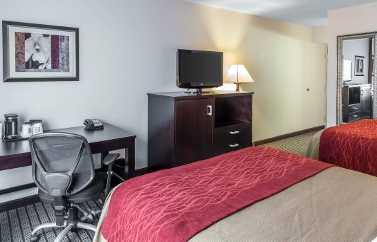 Camera Comfort Inn & Suites BWI Airport