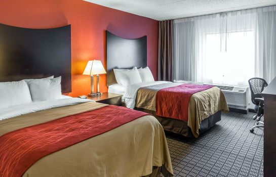 Zimmer Sleep Inn and Suites BWI Airport