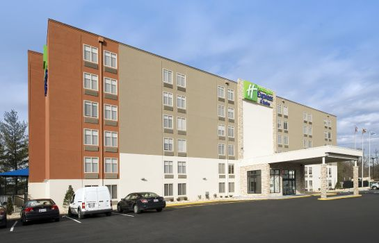 Außenansicht Holiday Inn Express & Suites COLLEGE PARK-UNIVERSITY AREA