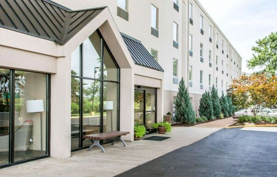 Exterior view Comfort Inn St Louis - Westport