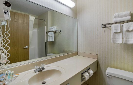 Suite Quality Inn Luverne
