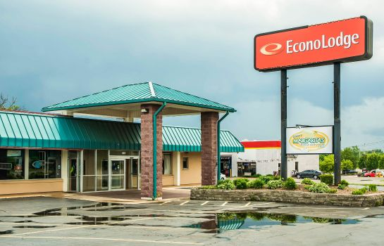 Exterior view Econo Lodge Southwest
