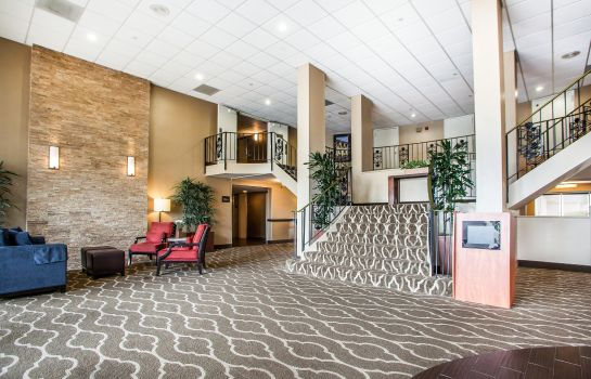 Hall de l'hôtel Comfort Inn St Louis - Westport