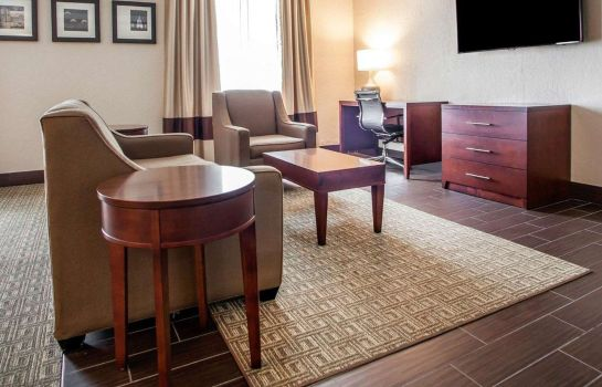 Suite Comfort Inn St Louis - Westport