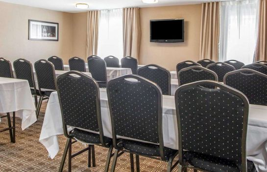 Conference room Comfort Inn St Louis - Westport