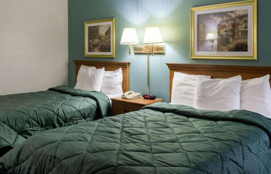 Chambre double (confort) Quality Inn Magee