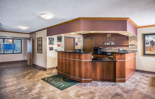 Hotelhalle Quality Inn and Suites Missoula